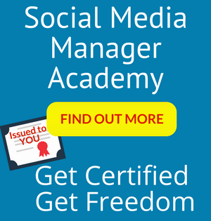 become a certified social media manager